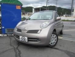 Nissan March. автомат, передний, 1.5, бензин, 40 000 тыс. км, б/п, нет птс. Под заказ
