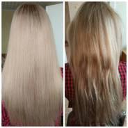 Ботокс для волос, полировка