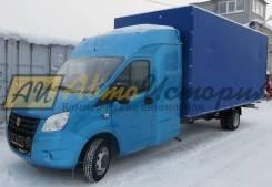 ГАЗ Газель Next. Газель Некст со спальником европлатформа, 2 700 куб. см., 1 500 кг.