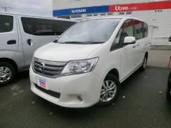 Nissan Serena. автомат, 4wd, 2.0 (147л.с.), бензин, 59 000тыс. км, б/п, нет птс. Под заказ
