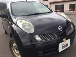 Nissan March. автомат, 4wd, 1.4, бензин, 38 000 тыс. км, б/п, нет птс. Под заказ