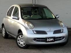 Nissan March. автомат, 4wd, 1.4, бензин, 94 000 тыс. км, б/п, нет птс. Под заказ