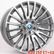 BMW. 10.0x20, 5x120.00, ET33, ЦО 72,6мм.