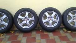 Продаю колёса зимние нешипованные. x14