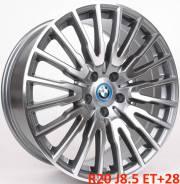 BMW. 8.5x20, 5x120.00, ET45, ЦО 74,1мм.