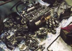 Двигатель в сборе. Nissan Patrol Nissan Terrano Nissan Elgrand Двигатель ZD30DDTI