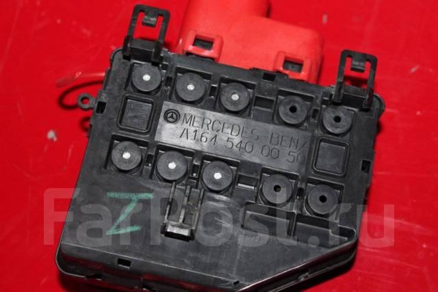 Блок предохранителей. Mercedes-Benz M-Class, W164