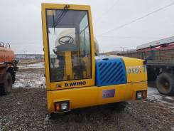 Davino. Cамоходная установка для смешивания бетона Exclusive 450.1, 5,00куб. м.