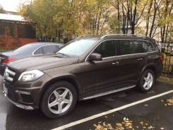 Mercedes-Benz GL-Class. автомат, 4wd, 3.5 (258 л.с.), дизель, 20 000 тыс. км. Под заказ