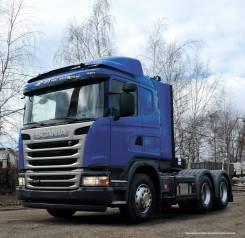 Scania. Тягач G440CA6X4HSA (пневмопедвеска) в наличие, 12 740 куб. см., 21 000 кг.