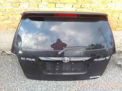 Дверь багажника. Toyota Kluger V