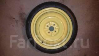 Запасное колесо Dunlop 125/70-16 от Toyota Levin/Trueno BZ-R. x16 4x100.00