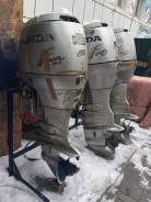 Honda. 75,00л.с., 4-тактный, бензиновый, нога L (508 мм), Год: 2005 год