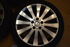 Продам литье с резиной Dunlop SP Sport LM703 225/45 R18 во Владивосто. 7.5x18 5x114.30 ET55