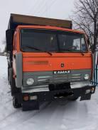 Камаз 55111. Камаз с прицепом, 10 000 куб. см., 10 000 кг.