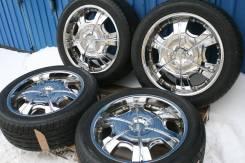 ASA Wheels. 8.5x20, 6x139.70, ET20, ЦО 108,0мм.