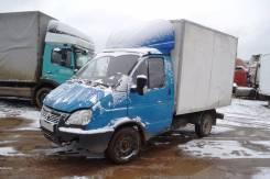 ГАЗ 2747. Грузовой фургон . Год выпуска 2012, 2 781 куб. см., 800 кг.
