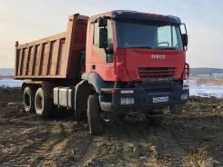 Iveco Trakker. Ивеко тракер 2006г самосвал 6x6, 12 990куб. см., 25 000кг., 6x6