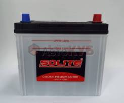 Solite. 50 А.ч., Обратная (левое), производство Корея