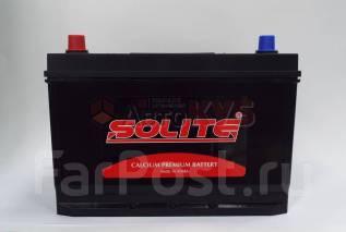 Solite. 95 А.ч., Прямая (правое), производство Корея
