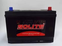 Solite. 95 А.ч., Обратная (левое), производство Корея