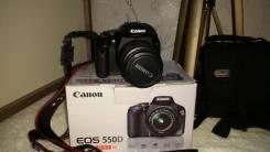 Canon EOS 550D. 15 - 19.9 Мп, зум: 12х