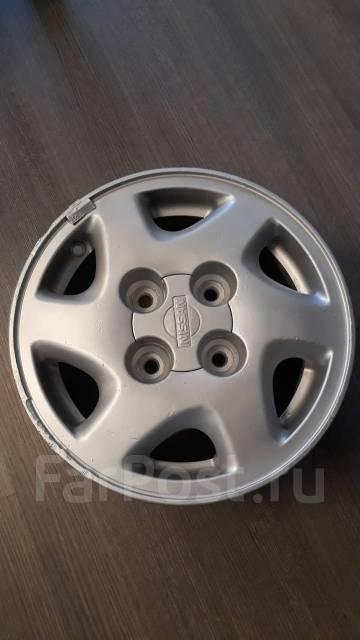 Nissan. 6.0x14, 4x114.30, ET45, ЦО 66,0мм.