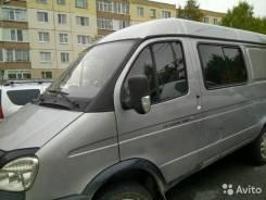 ГАЗ 2705. Продам ГАЗ-2705, 2 890 куб. см., 7 мест