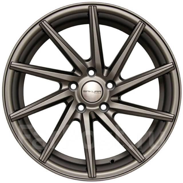 Sakura Wheels. 8.0x18, 5x112.00, ET35. Под заказ