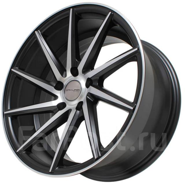 Sakura Wheels. 9.0x18, 5x112.00, ET35. Под заказ