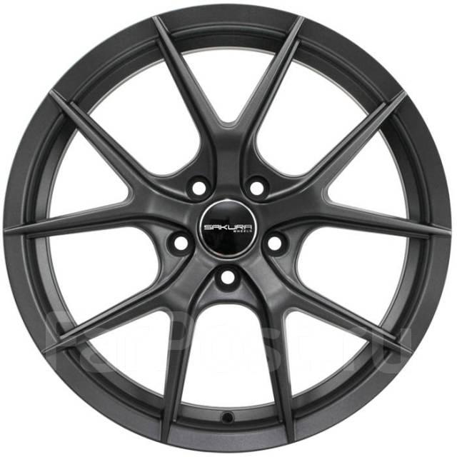 Sakura Wheels. 8.0x18, 5x110.00, ET40. Под заказ