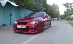 Обвес кузова аэродинамический. Subaru Legacy, BP, BP9, BLE, BPE, BL, BP5, BPH, BL9, BL5