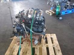 Двигатель в сборе. Mitsubishi Pajero, V80 Двигатель 6G75