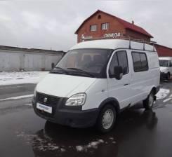 ГАЗ Соболь. Соболь ГАЗ-2752 ( Грузовой фургон цельнометаллич), 2 700 куб. см., 7 мест