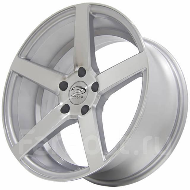 """Sakura Wheels. 9.0x18"""", 5x120.00, ET25. Под заказ"""