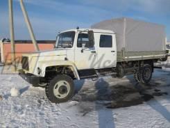 ГАЗ-33081 Егерь II. ГАЗ 33086 Егерь 2, 4 400 куб. см., 2 000 кг.