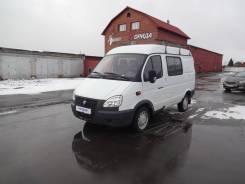 ГАЗ Соболь. Соболь ГАЗ-2752 (Грузовой фургон цельнометаллический (7 мест, 2 700 куб. см., 7 мест