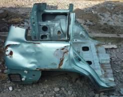 Крыло правое дефект с ванной Toyota Rav 4 SXA11