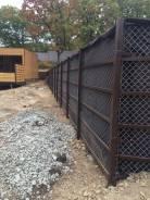 Опорные стены без бетона