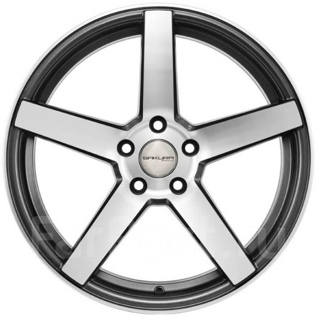 Sakura Wheels. 9.0x18, 5x120.00, ET30. Под заказ