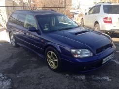 Subaru Legacy Wagon. автомат, 4wd, 2.0 (140 л.с.), бензин, 102 000 тыс. км