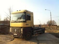 Renault Magnum. , 12 024 куб. см., 15 000 кг.