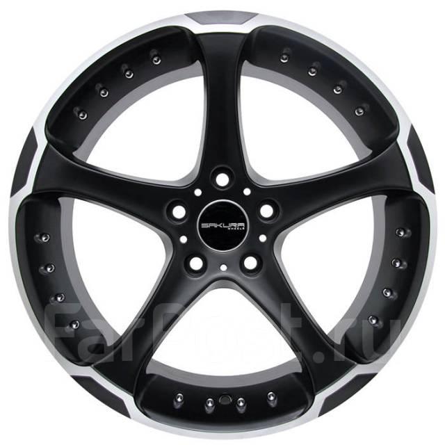 """Sakura Wheels. 8.0x18"""", 5x114.30, ET42. Под заказ"""
