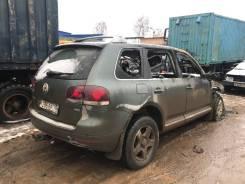 Volkswagen Touareg. ПТС Фольксваген Таурег
