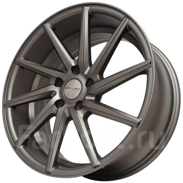 Sakura Wheels. 8.0x18, 5x114.30, ET38. Под заказ
