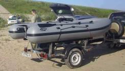 Прицеп для лодки. Г/п: 400 кг., масса: 550,00кг.