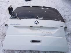 Дверь багажника. Volkswagen Caravelle, SGB Volkswagen Multivan Двигатели: CCHA, CAAC, CAAB, CFCA, CJKB, CJKA