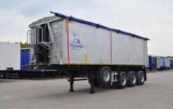 Тонар 9523. Полуприцеп алюминиевый зерновоз , 3-х осный, 30 000 кг.