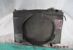 Радиатор охлаждения двигателя. Nissan Datsun, QD22 Двигатель NA20S