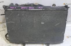 Радиатор охлаждения двигателя. Nissan Datsun